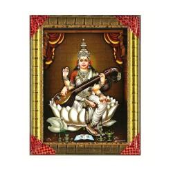 Satvik Goddess Saraswati,...