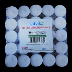 Satvik Tea light Wax...