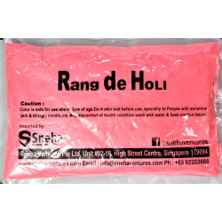 Satvik Rang De Holi (Red)...