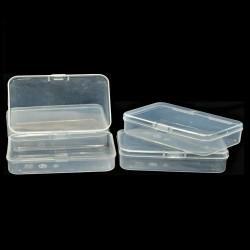 Clear Plastic Storage...