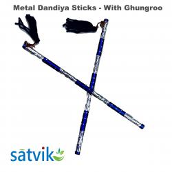 Assorted Metal Dandiya...