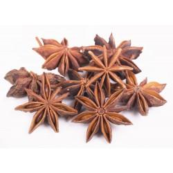 OrgoNutri Whole Star Anise,...