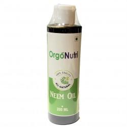 OrgoNutri Neem Oil for Hair...
