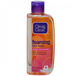 Clean & Clear Foaming Face...