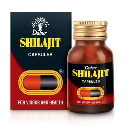 Dabur Shilajit Capsules For...