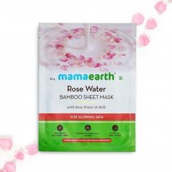 Mamaearth Rose Water Bamboo...
