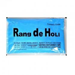 Satvik Rang De Holi Blue...