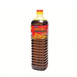 Satvik Mustard Oil (kachi...