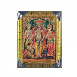 Shri Ram, Laksham And Sita...