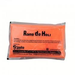 Satvik Rang De Holi...