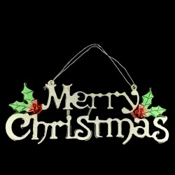 Merry Christmas Signage for...