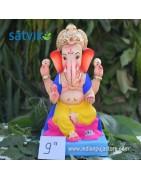 9 inches Ganesha idols in Singapore